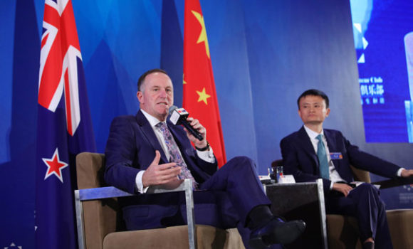 NZ open to Chinese investment, John Key tells China's business bigwigs